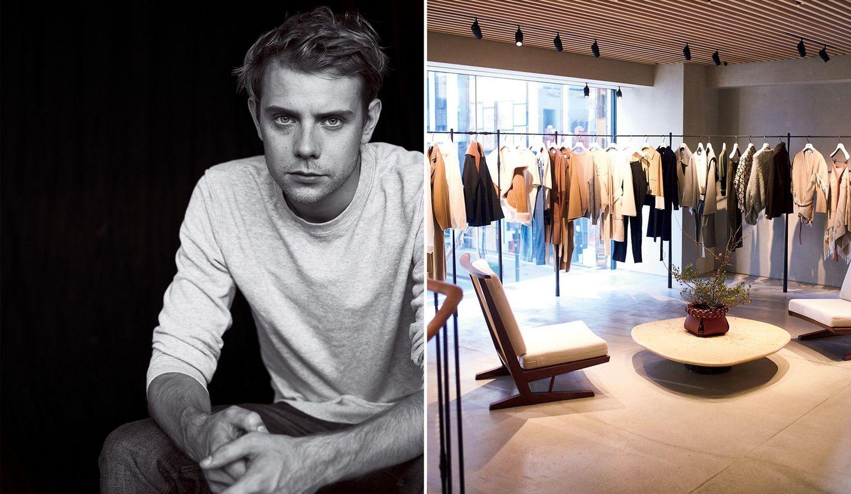 ロエベの旗艦店「カサ ロエベ 東京」とクリエイティブ ディレクター ジョナサン・アンダーソン