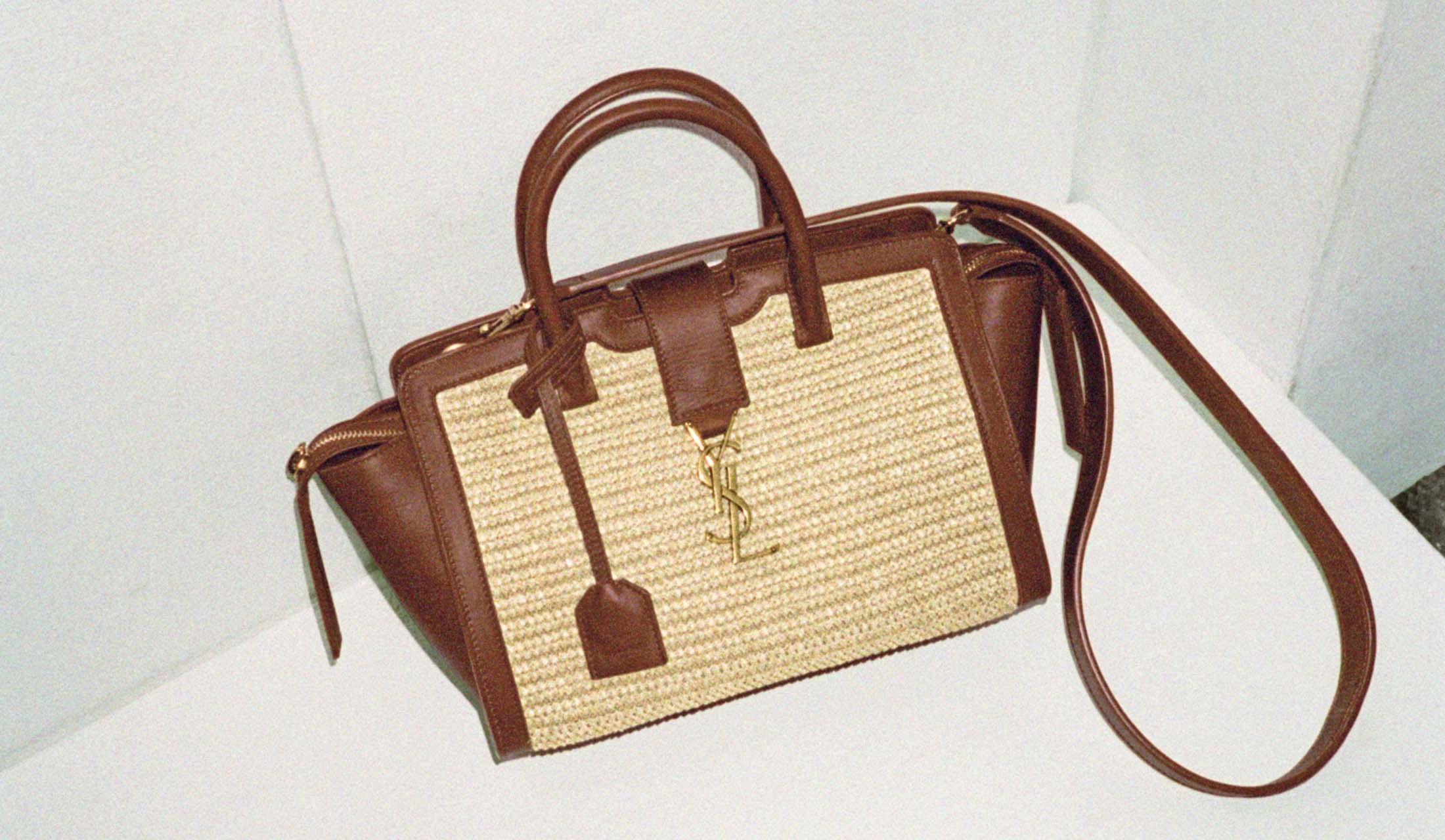 サンローランの日本限定カプセルコレクションのバッグ