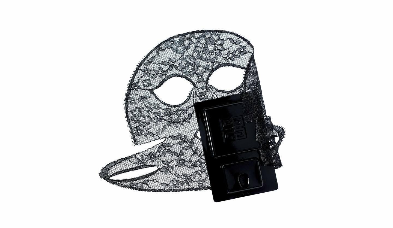 パルファム ジバンシイ ソワン ノワール マスク ダンテル 4枚入り ¥38,000(限定発売)