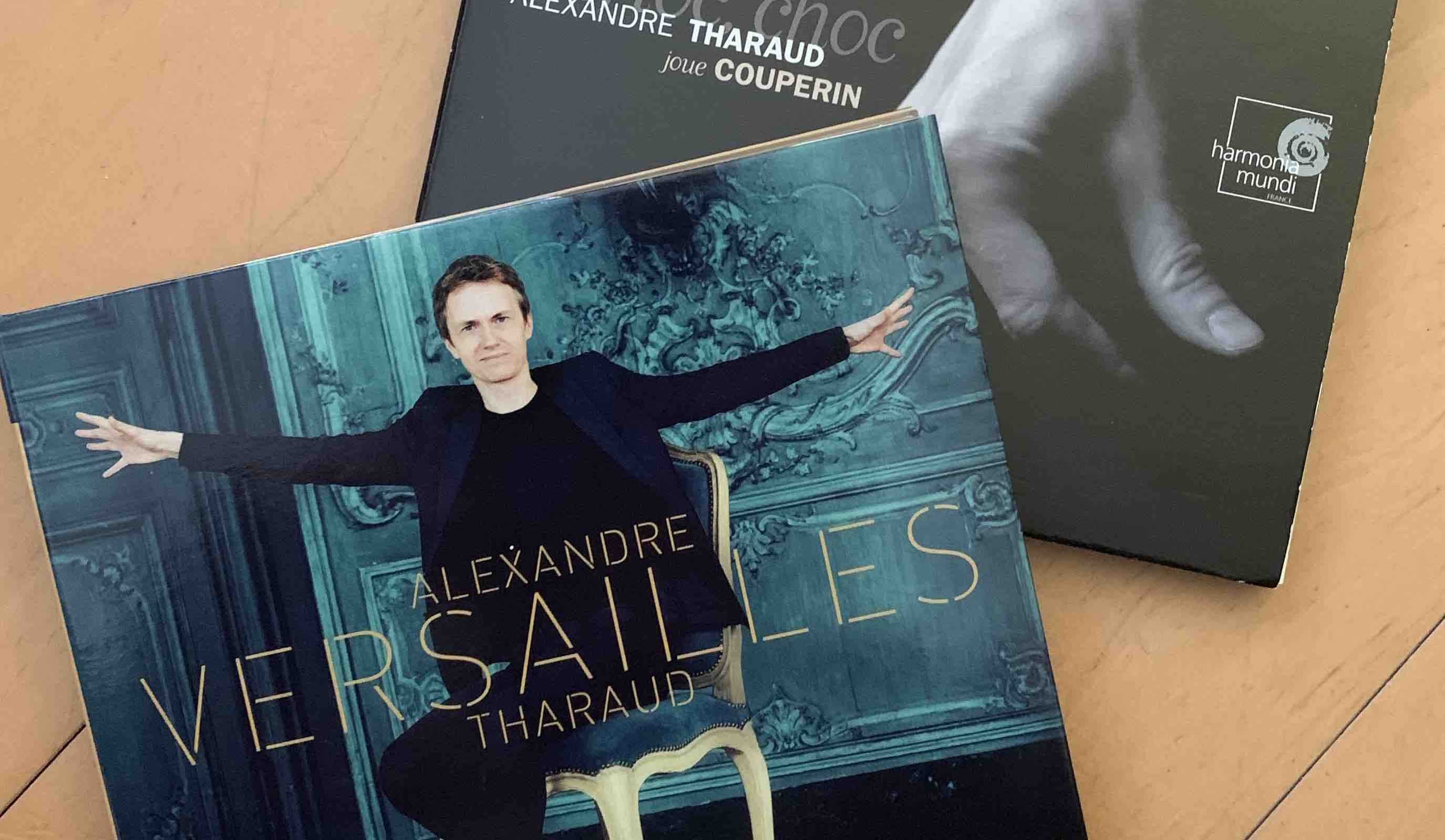 『VERSAILLES(ヴェルサイユ)』(ERATO、輸入盤)と『Tic toc choc(ティク、トク、ショク)』(Harmonia Mundi、輸入盤)