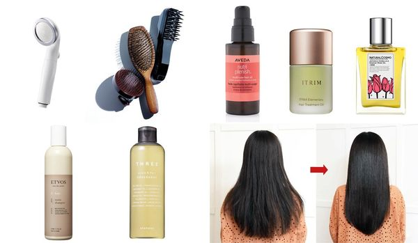 髪の毛ケア|サラサラ美髪になりたい方必見! 毛穴対策・オイル・シャンプー・美容院のトリートメントでパサパサ髪をケア