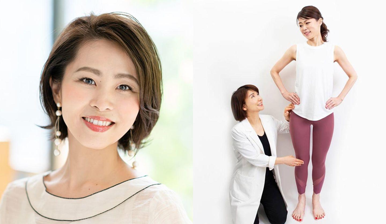 カットモデルの女性と村木宏衣さんとモデルさん