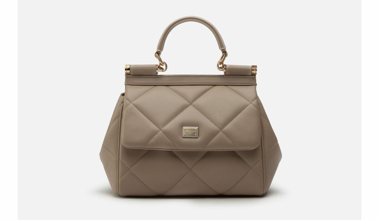 ドルチェ&ガッバーナから登場した大人に好まれるニュアンスカラーの新色バッグ