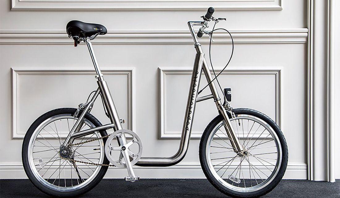 ポプロモビルの自転車「ポプロ ワン」
