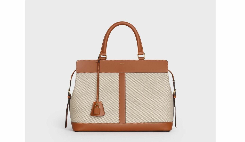 新・お仕事バッグに最適な機能美を備えたセリーヌの新作バッグ