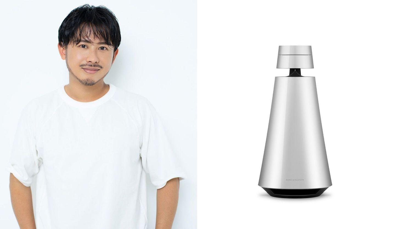小田切さんがおすすめするBang & Olufsenのスピーカー