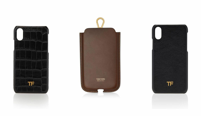 トム フォードから登場した上質感漂う「iPhoneカバー&ケース」