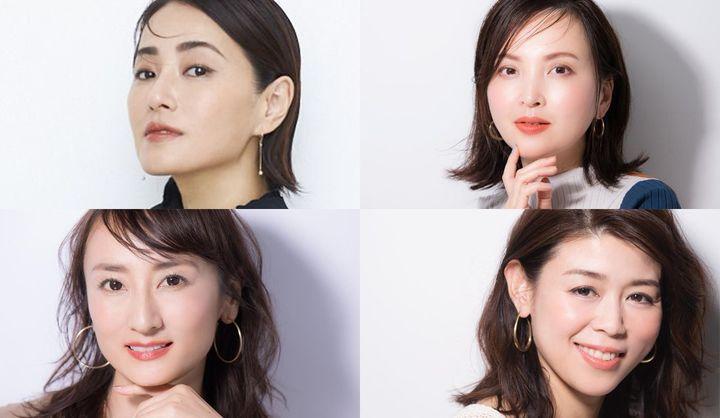 30~40代のための、地味顔払拭・旬顔メイク4つ