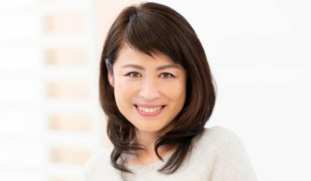 ミディアム代表:橋本絵里子さん(48歳/アークアカデミー代表)