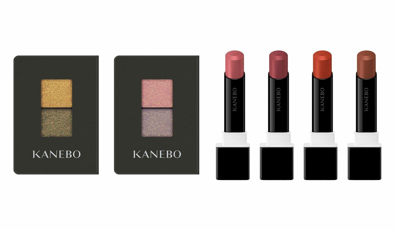2020年9月4日に発売される、KANEBOの「カネボウ アイカラーデュオ」の新色・限定色、「カネボウ モイスチャールージュネオ」