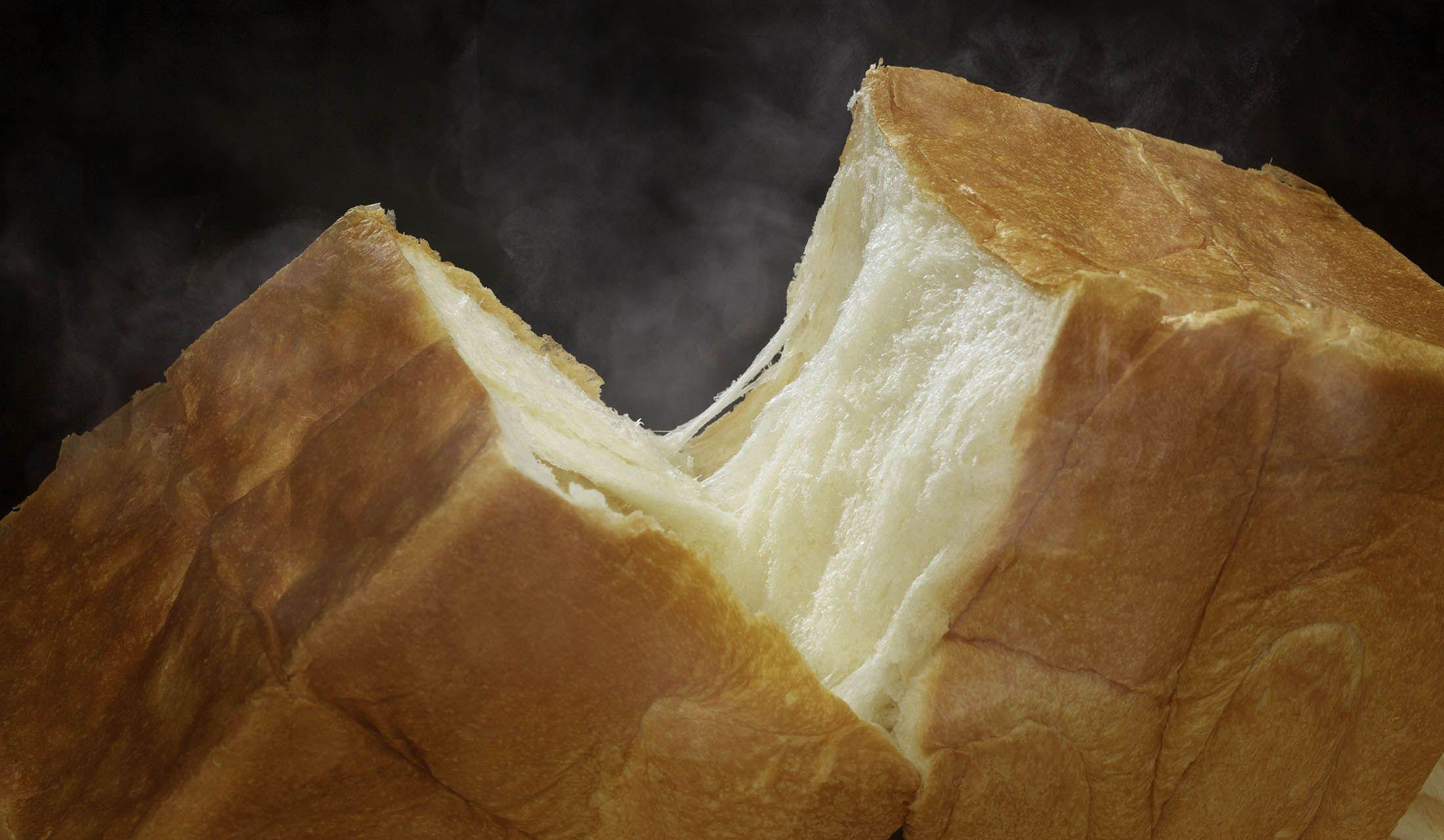 「考えた人すごいわ」の生食パン