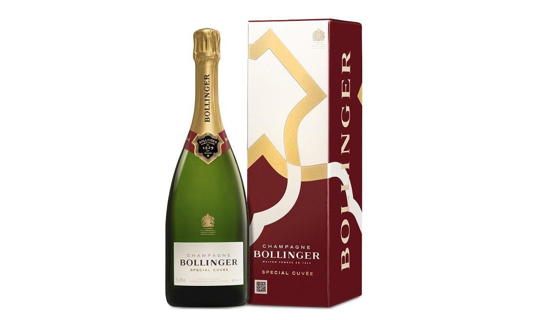 ジェームズ・ボンドも愛飲するシャンパーニュの名門メゾンから、ベルベットのように滑らかに泡立つ「BOLLINGER」限定ギフトボックスが発売
