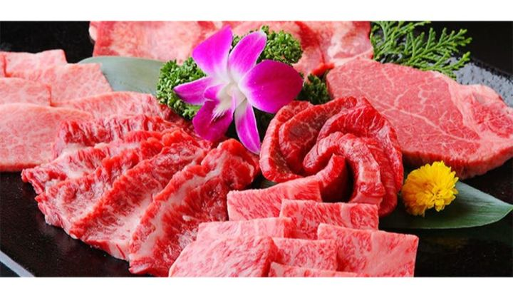 焼肉の牛太 本陣 心斎橋店の肉