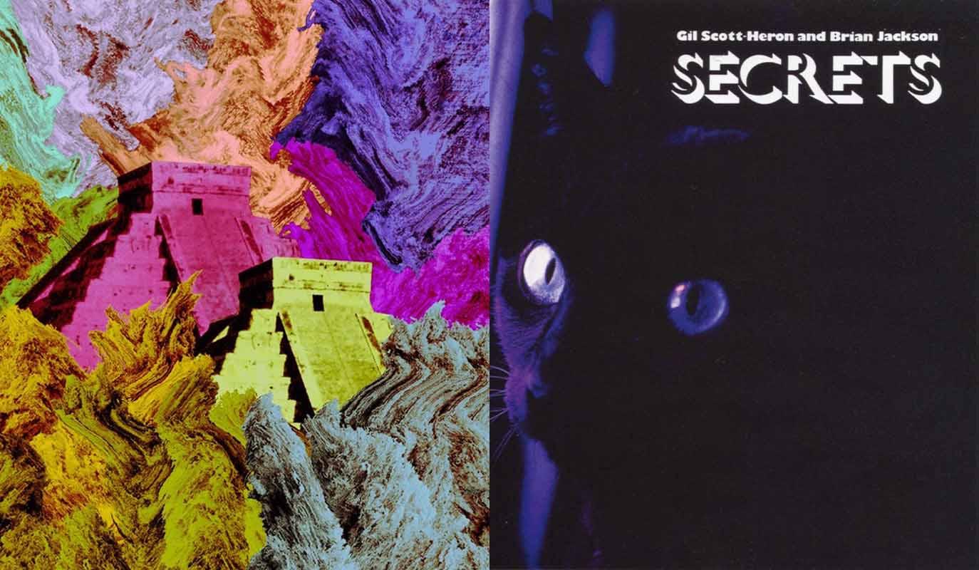 ギル・スコット・ヘロンのアルバム『SECRETS』とGREEN ASSASSIN DOLLARの『BLANKBEATTAPE』
