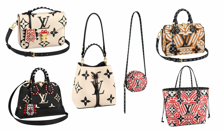 ルイ・ヴィトンから登場したユニークなデザインの新作バッグ