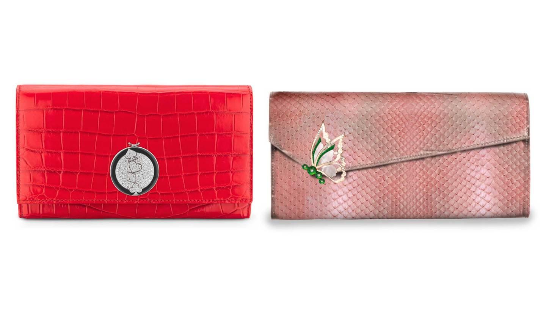 ブルガリのハイジュエリーコレクション「CINEMAGIA(チネマジア)」の新作クラッチバッグ