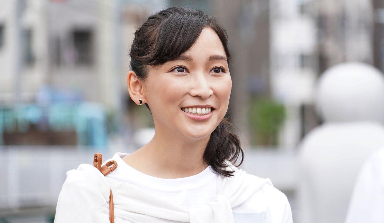 ©日本テレビ「偽装不倫」主演の杏さんの顔