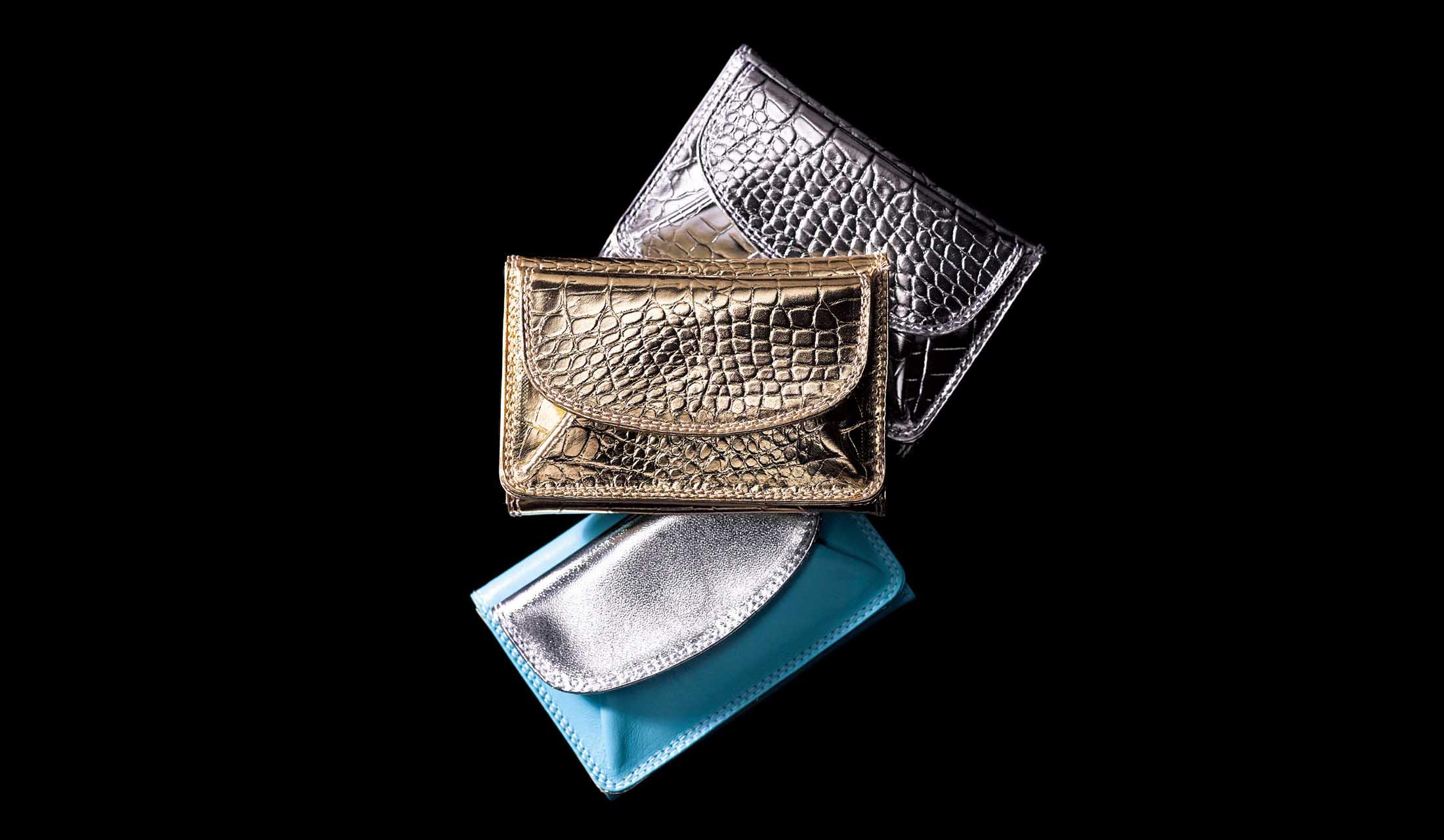 和光×Preciousの特製「三つ折り財布」