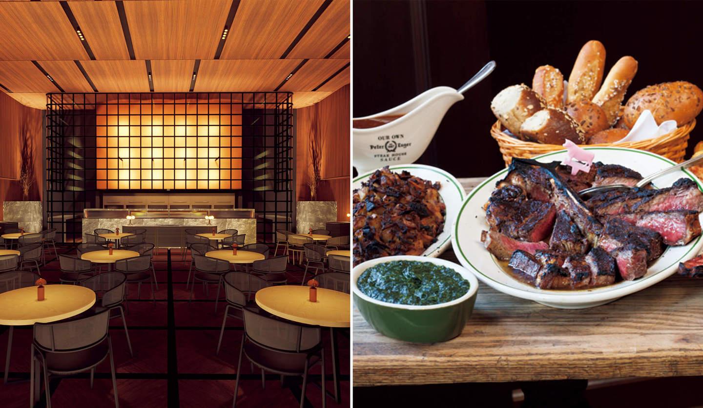 東京・恵比寿の熟成肉ステーキ専門店「Peter Luger Steak House Tokyo(ピーター・ルーガー・ステーキハウス 東京)」