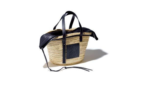 大ヒットしたバッグがさらに進化!ロエベのかごバッグ「バスケット バッグ」