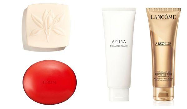乾燥肌におすすめの洗顔|洗顔石鹸や洗顔料など、潤いを守る洗顔まとめ