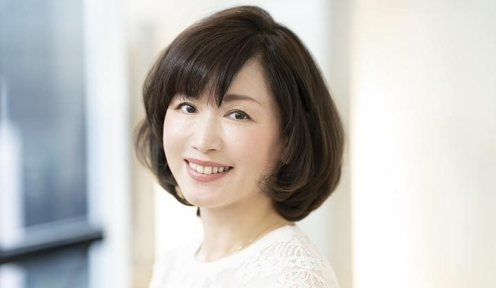 櫻井篤子さん(50歳/会社員)