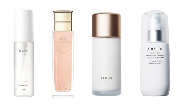 化粧水+乳液のおすすすめアイテム