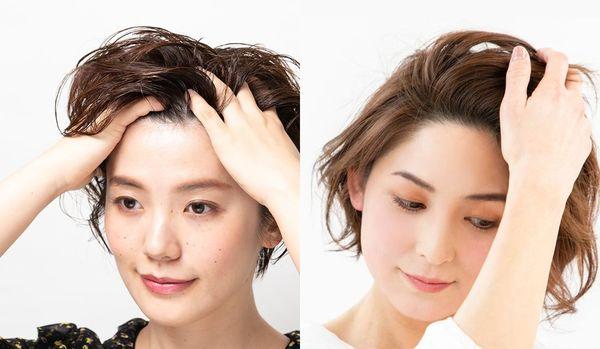 かきあげ前髪の作り方|ワックス・スプレーの使い方のポイントから、ピンやカーラー、アイロンを使ったやり方のコツなどまとめ
