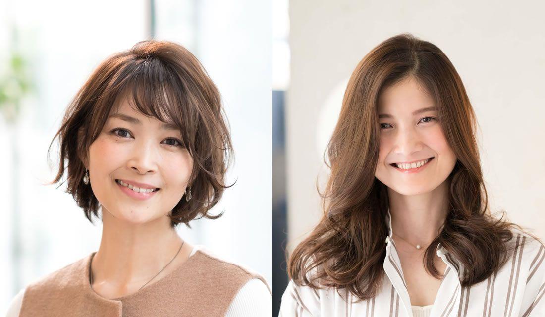 40代女性の髪型11選|長さや前髪など、似合う髪型を見つけるヘアスタイル集