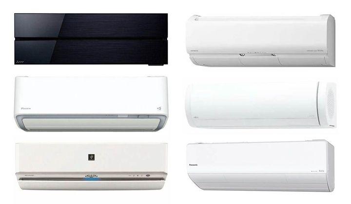 おすすめ高級エアコン8選 人気メーカー日立「白くまくんシリーズ」の10畳・18畳用など、高級エアコンを一挙にご紹介!