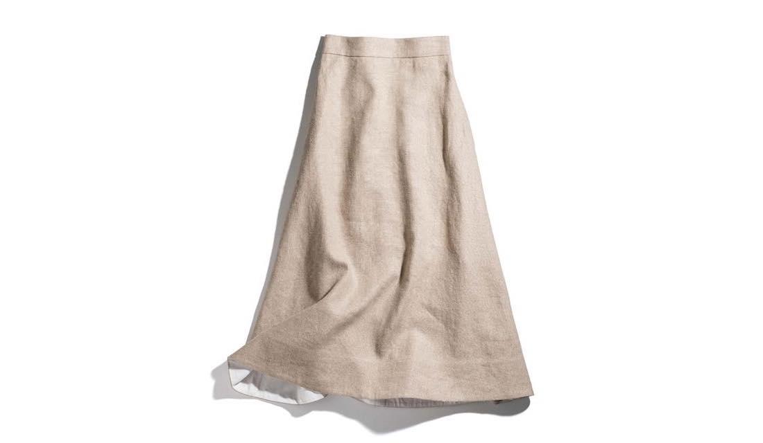 イレーヴのフレアスカート