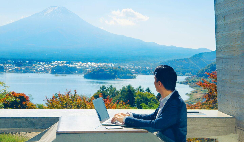 星のや 富士 富士・絶景ワーケーション イメージ