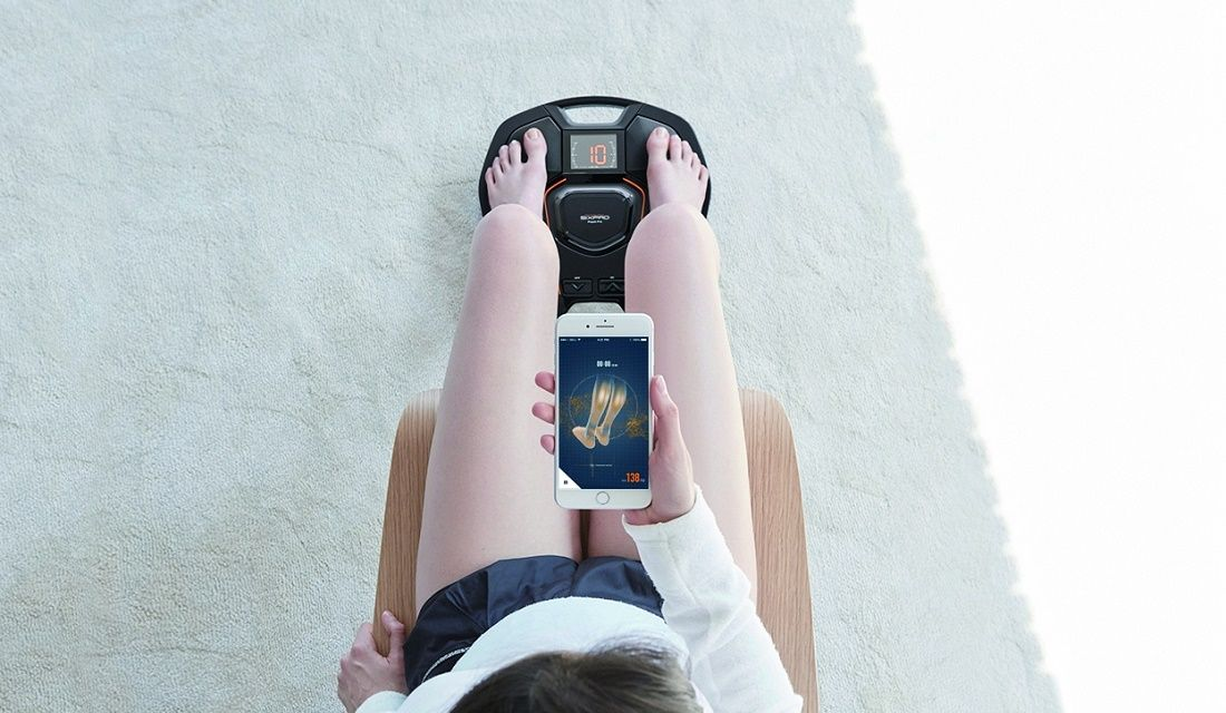 EMSトレーニング・ギア「SIXPAD」から、足裏とふくらはぎを鍛える「SIXPAD Foot Fit」新登場