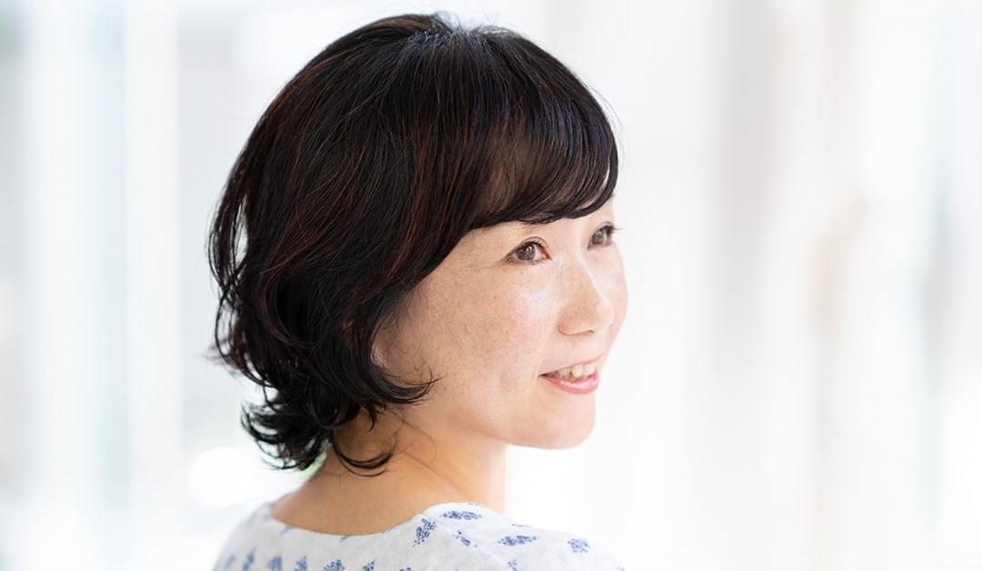 石間香代子さん(44歳/主婦)