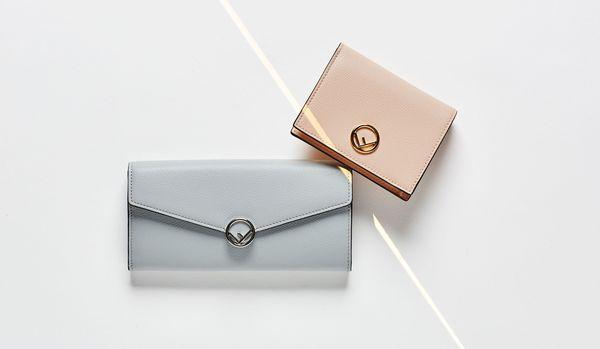 持つだけで好感度アップ!フェンディの「上品カラー財布」は仕事用にも最適