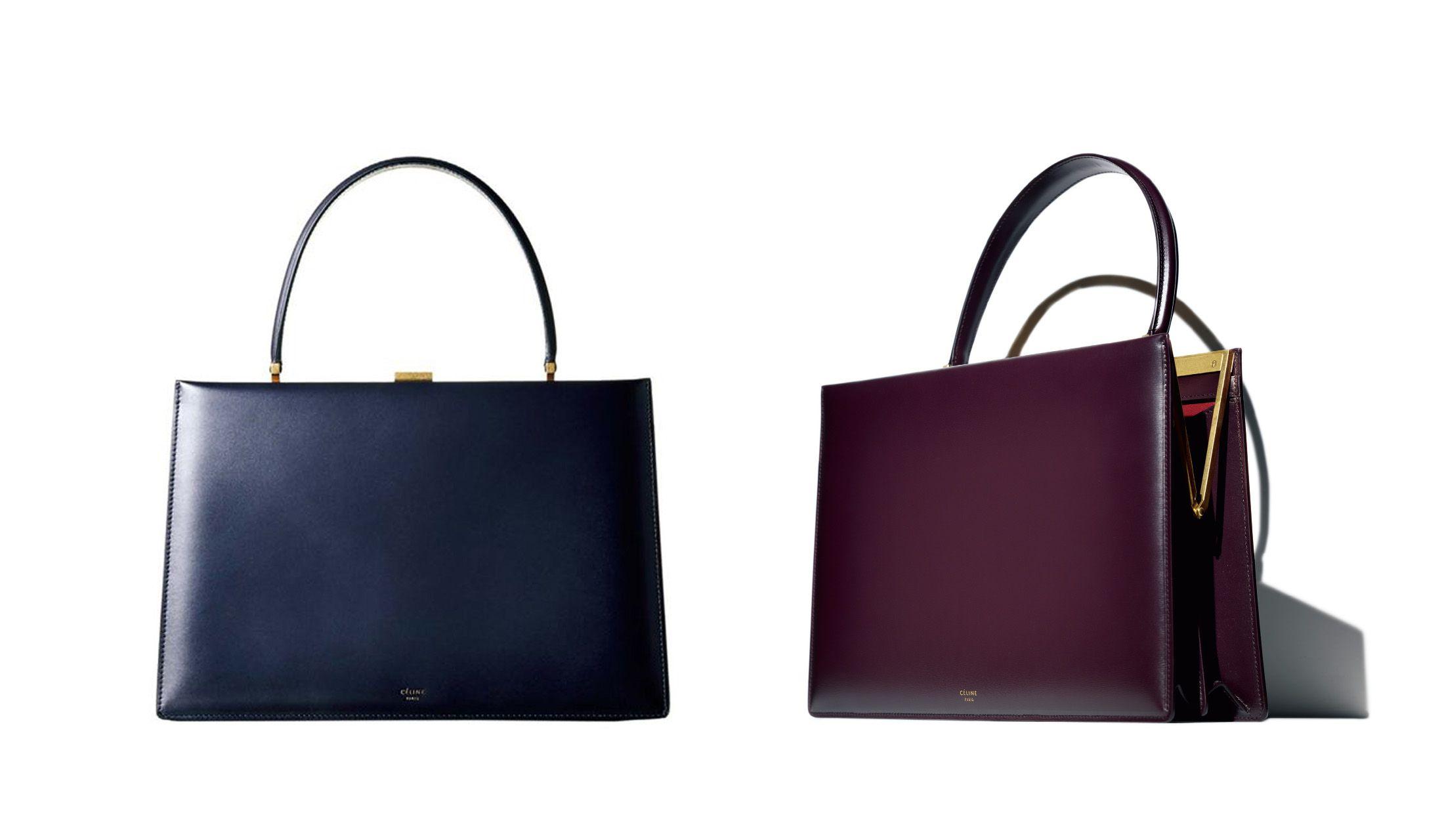 セリーヌのバッグ『クラスプ』