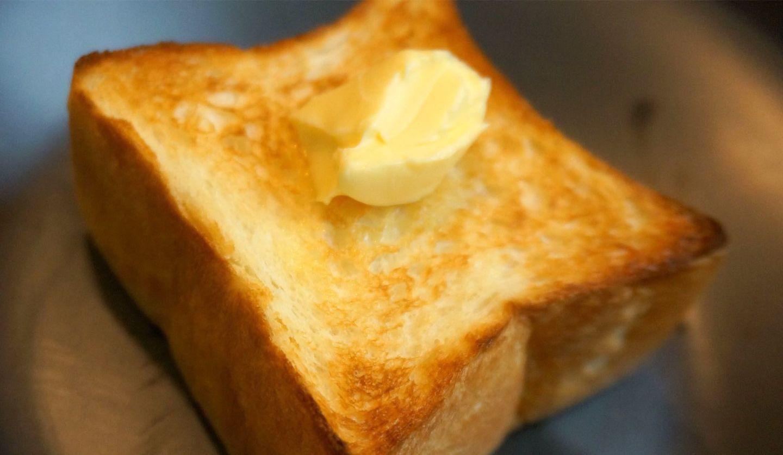 「パンとエスプレッソと」の食パン「ムー」