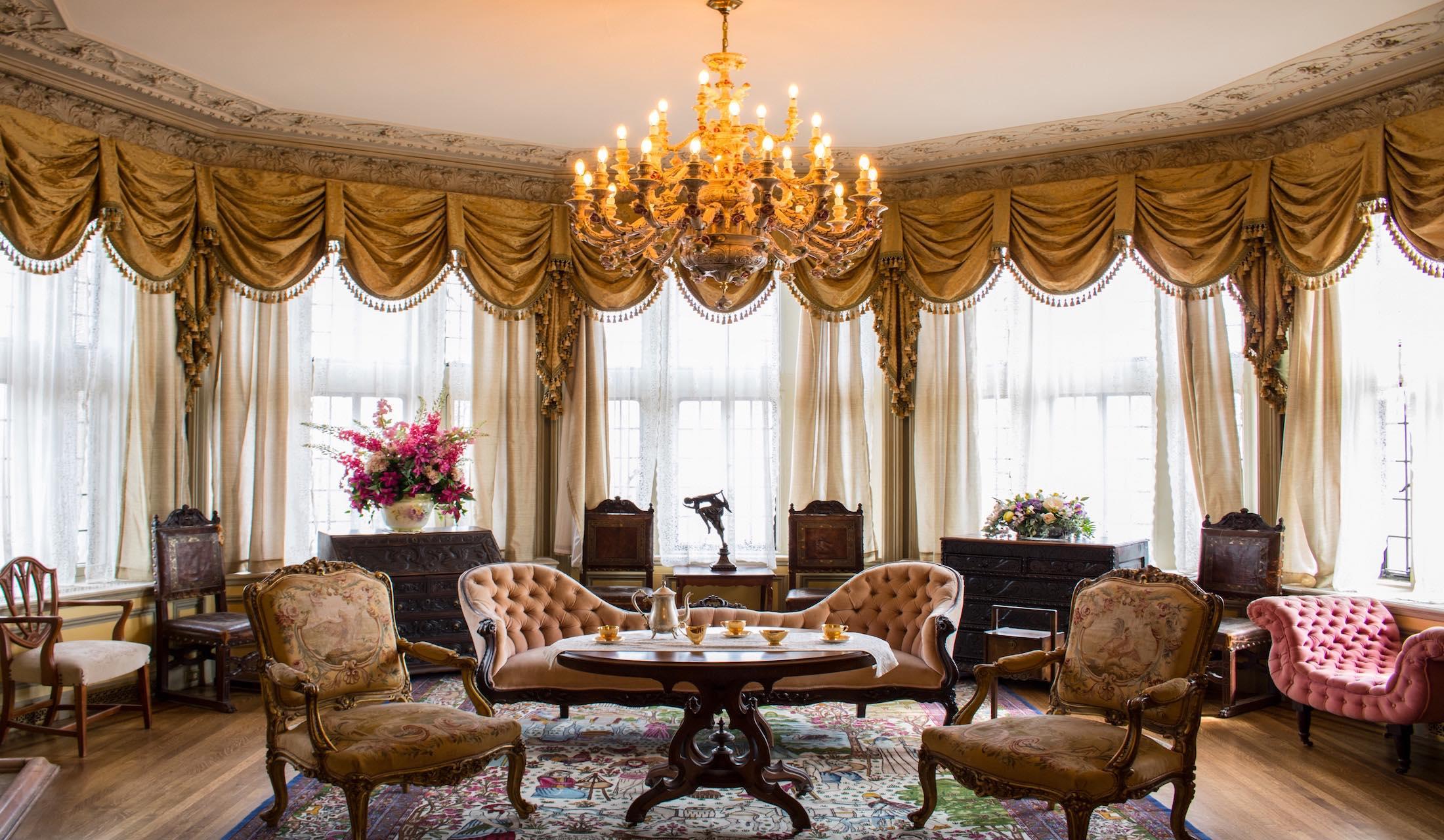 貴族の部屋