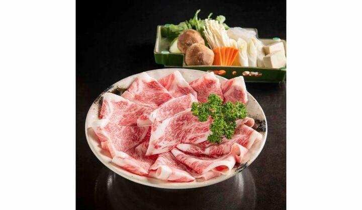 個室和食 肉割烹 吟次郎 品川駅前店のしゃぶしゃぶ