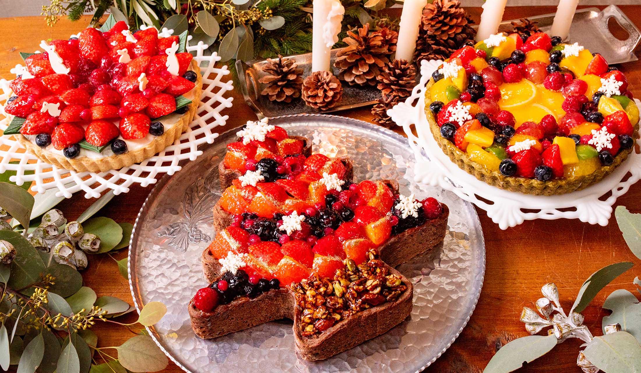 キル フェ ボン(Quil Fait Bon)のクリスマスケーキ2018