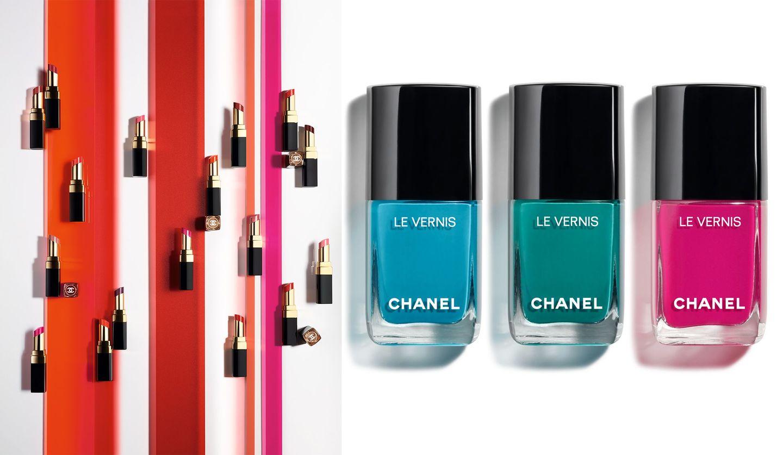 2020年4月17日に発売される、シャネルの「ルージュ ココ フラッシュ」と「ヴェルニ ロング トゥニュ」の新色・限定色