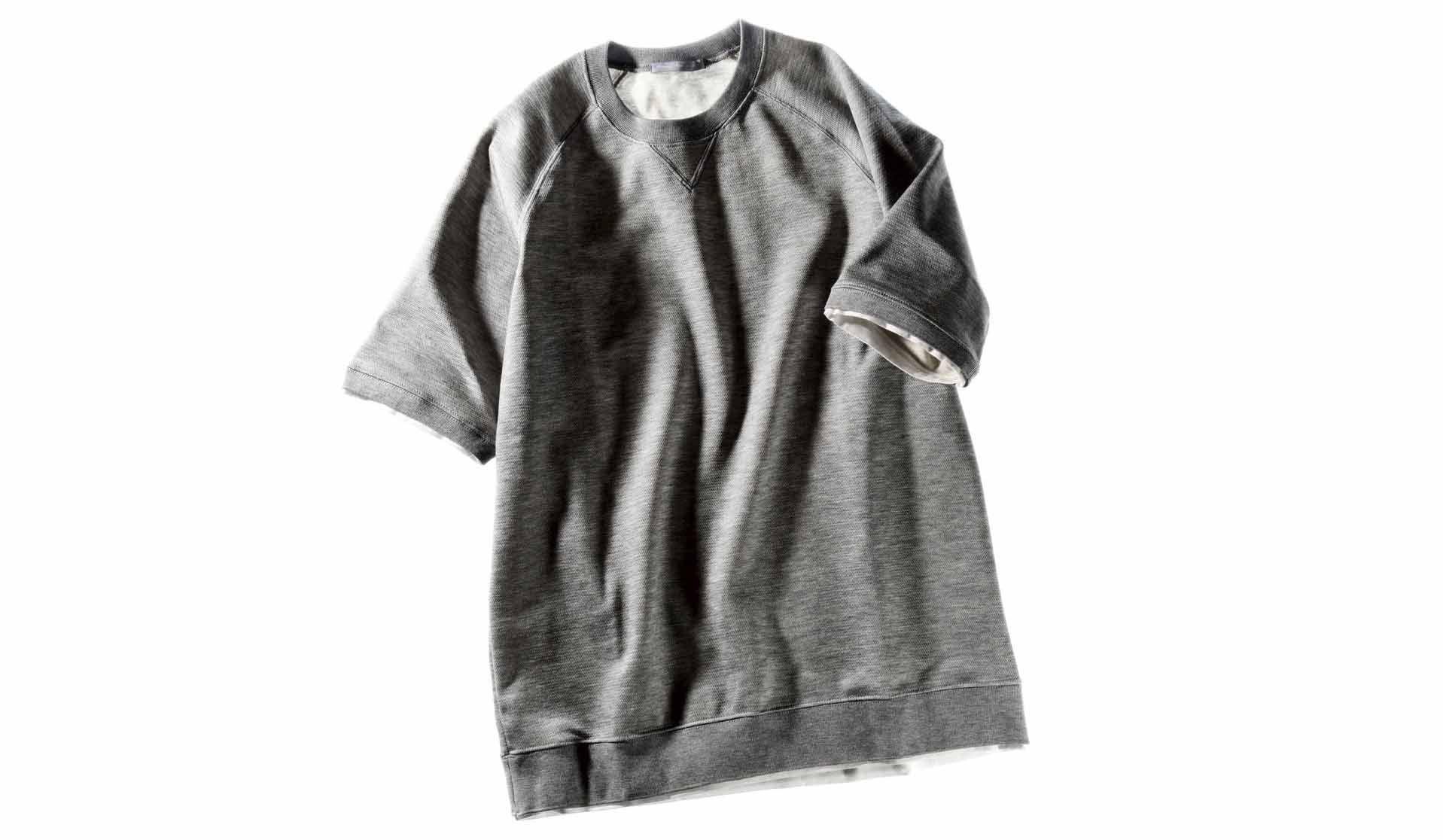 ジャーニーマンのスウェットTシャツ