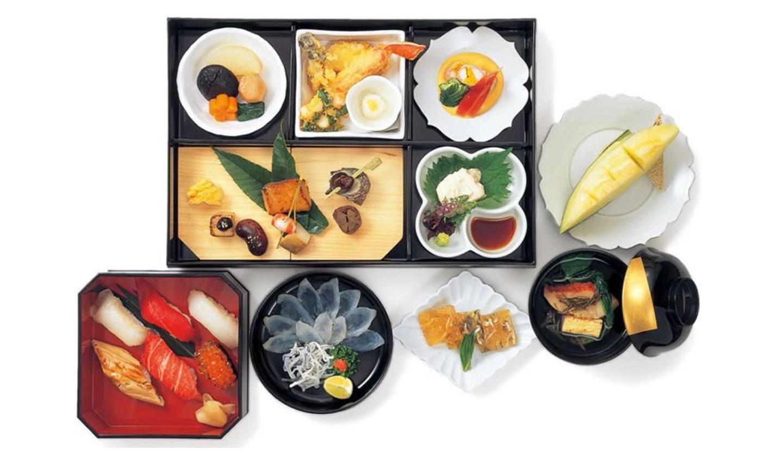 和食のお弁当
