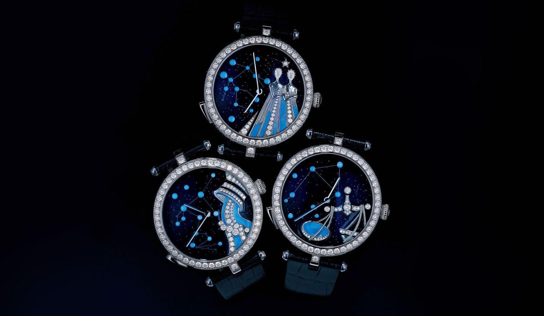 ヴァン クリーフ&アーペルのジュエリー時計
