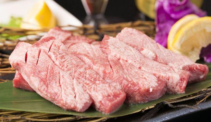 六本木焼肉433の肉