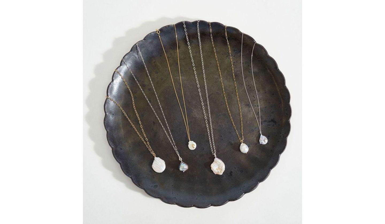 CHAN LUUのパールのネックレス