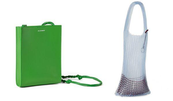 スマートに収納できるミニ&トートバッグは必見!ジル・サンダーのポップアップが伊勢丹新宿店で開催