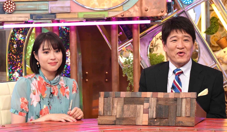 ©ABCテレビ ポツンと一軒家広瀬アリスさんと林修さん