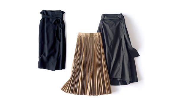 どの角度から見ても美しいシルエット!素材にもこだわったイレーヴのスカート3選