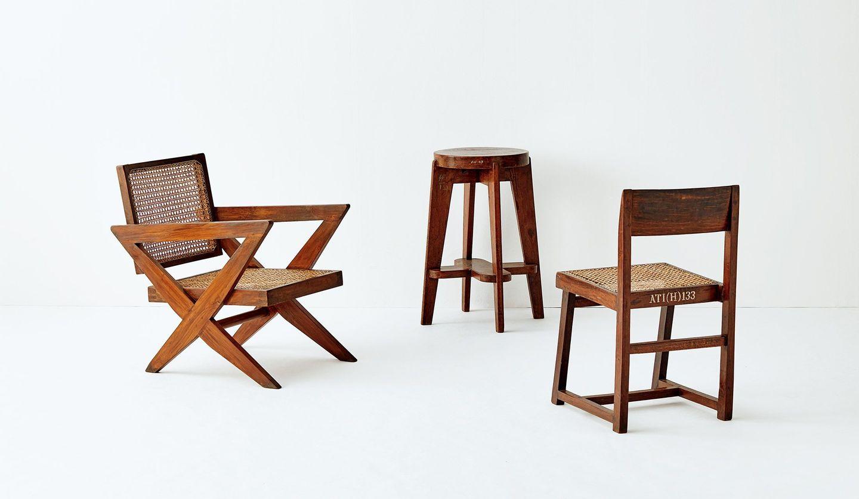 今、手に入れられるピエール・ジャンヌレの椅子